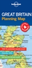 Image for Lonely Planet Great Britain Planning Map