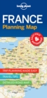 Image for Lonely Planet France Planning Map