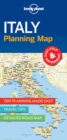 Image for Lonely Planet Italy Planning Map