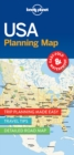 Image for Lonely Planet USA Planning Map