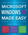 Image for Microsoft Windows 10 made easy