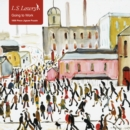 Image for Adult Jigsaw Puzzle L.S. Lowry: Going to Work : 1000-piece Jigsaw Puzzles