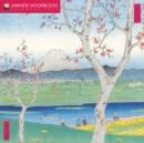 Image for Japanese Woodblocks Wall Calendar 2019 (Art Calendar)