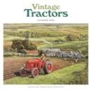 Image for Vintage Tractors, Trevor Mitchell Square Wiro Wall Calendar 2020