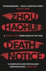 Image for Death notice