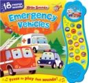 Image for Emergency Vehicles (Sound Book) : 18 Rescue Sounds