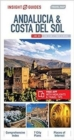 Image for Insight Guides Travel Map Andalucia & Costa del Sol