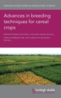 Image for Advances in breeding techniques for cereal crops