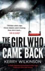 Image for The Girl Who Came Back