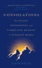 Image for Consolations: the solace, nourishment and underlying meaning of everyday words