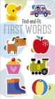 Image for Find and Fit First Words