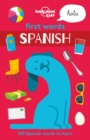 Image for Lonely Planet first words - Spanish.