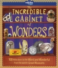 Image for The incredible cabinet of wonders