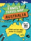 Image for My Family Travel Map - Australia