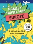 Image for My Family Travel Map - Europe