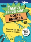 Image for My Family Travel Map - North America