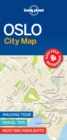 Image for Lonely Planet Oslo City Map