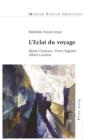 Image for L'Eclat du voyage: Blaise Cendrars, Victor Segalen, Albert Londres : 125