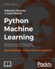 Image for Python machine learning  : machine learning and deep learning with Python, scikit-learn, and TensorFlow