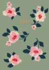 Image for Cath Kidston: A6 Khaki Dusk Floral 2021 Diary