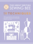 Image for The great British sewing bee: The techniques :