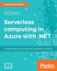 Image for Serverless computing in Azure with .NET