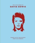 Image for The little book of David Bowie
