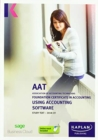 Image for USING ACCOUNTING SOFTWARE - STUDY TEXT