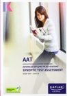 Image for ADVANCED DIPLOMA IN ACCOUNTING SYNOPTIC TEST ASSESSMENT - STUDY TEXT