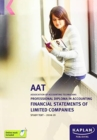 Image for FINANCIAL STATEMENTS OF LIMITED COMPANIES - STUDY TEXT