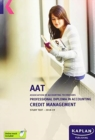 Image for CREDIT MANAGEMENT - STUDY TEXT