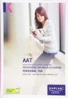 Image for PERSONAL TAX (FA18) - STUDY TEXT