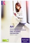 Image for FINAL ACCOUNTS PREPARATION - STUDY TEXT
