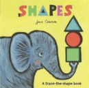 Image for Shapes  : a trace-the-shape book