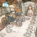 Image for Adult Jigsaw Puzzle Arthur Rackham: Alice in Wonderland Tea Party : 1000-piece Jigsaw Puzzles