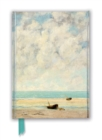 Image for Gustave Courbet: The Calm Sea (Foiled Journal)