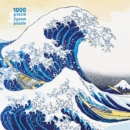 Image for Adult Jigsaw Puzzle Hokusai: The Great Wave : 1000-piece Jigsaw Puzzles
