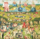 Image for Adult Jigsaw Puzzle Hieronymus Bosch: Garden of Earthly Delights : 1000-piece Jigsaw Puzzles