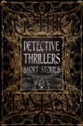 Image for Detective thrillers short stories