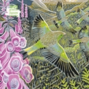 Image for Adult Jigsaw Puzzle Annie Soudain: Foxgloves and Finches : 1000-piece Jigsaw Puzzles