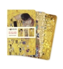 Image for Gustav Klimt Mini Notebook Collection