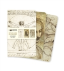 Image for Leonardo da Vinci Mini Notebook Collection