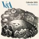 Image for V&A Eric Ravilious Wall Calendar 2021 (Art Calendar)