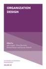 Image for Organization design