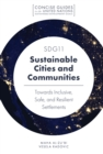 Image for SDG11 - sustainable cities and communities  : towards inclusive, safe, and resilient settlements