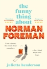 Image for The funny thing about Norman Foreman