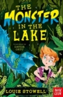 Image for The monster in the lake