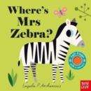 Image for Where's Mrs Zebra?