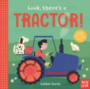 Image for Look, there's a tractor!