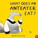 Image for What does an anteater eat?